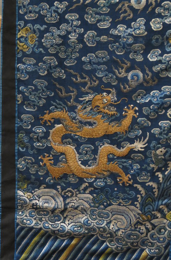 CHINESE EMBROIDERED TEXTILE