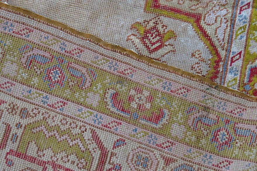 TURKISH PRAYER RUG - 2