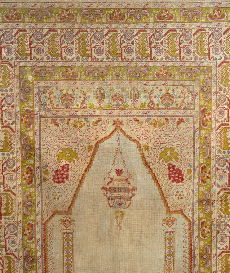 TURKISH PRAYER RUG - 3