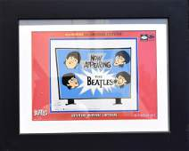 The Beatles Animation Cel