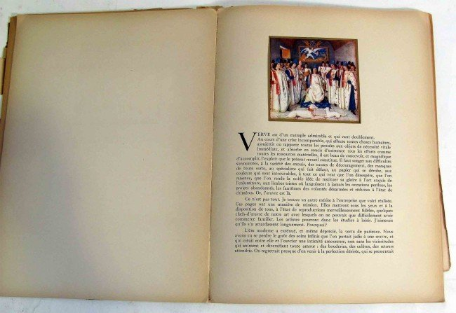 8: Le Fouquet de la Bibliotheque Verve Vol 1 #1