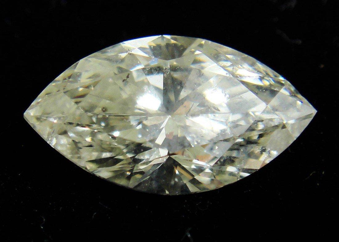 2.02ct Natural Diamond loose Gemstone Appraised $15K