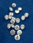 323ct Natural Loose I1 to I2 Diamonds Parcel