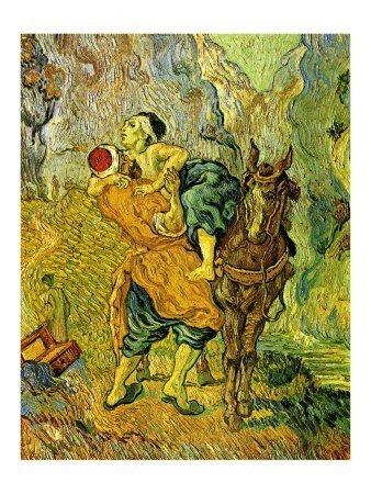 12: Vincent Van Gogh -The Good Samaritan
