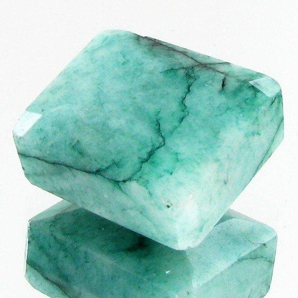 1C: 71.5ct South American Emerald Rectangle Cut