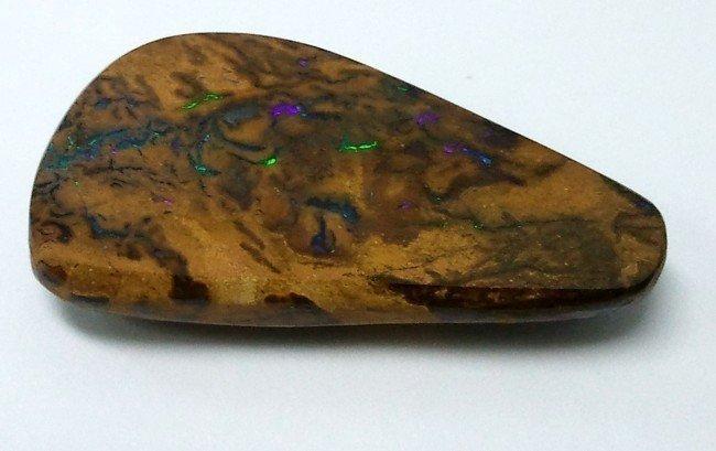 9: 20.08ct loose Australian Opal
