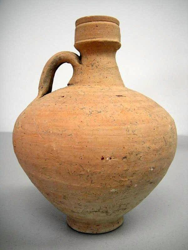 Original ancient roman vase pot jug pottery vessel rare original ancient roman vase pot jug pottery vessel floridaeventfo Gallery