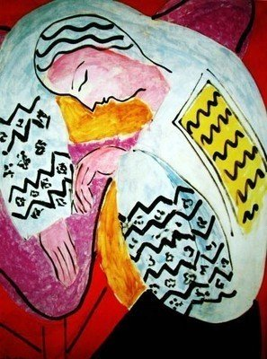 """33: Matisse """"The Dream Limited Edition Giclee on Pape"""