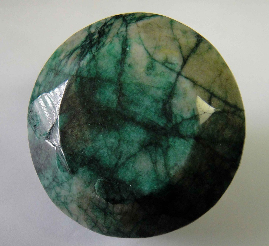 1361.30CT Natural Genuine Green Emerald Gemstone
