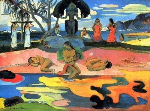 5A: Gauguin - Mohana no Atua