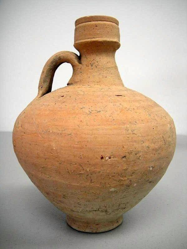 5B: Rare original ancient Roman Vase Pot jug pottery
