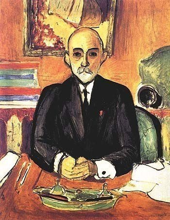 "5A: Matisse ""Auguste Pellerin"" Limited Edition Offset"