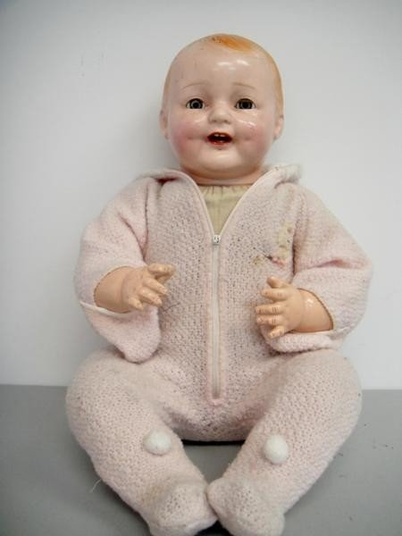 4: ANTIQUE BABY DOLL