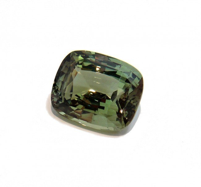 9.25CT UNTREATED Natural Alexandrite GIA Certification
