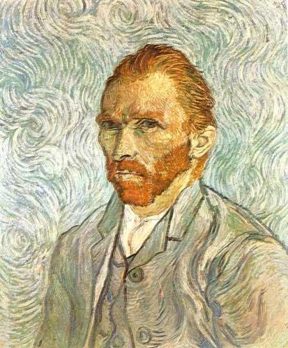 "81C: Vincent Van Gogh ""Self Portraits"" Giclee on Paper"