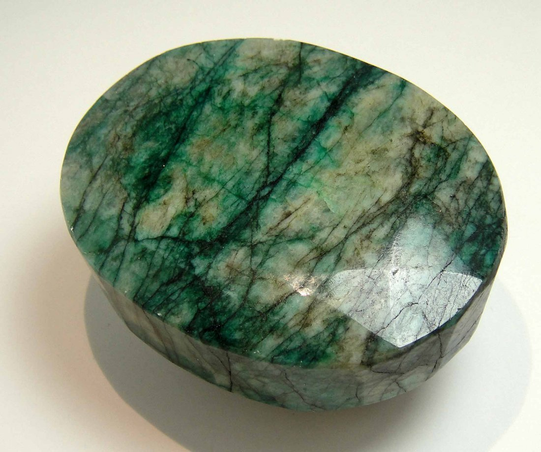 1796.40ct Natural Emerald with GLA Certification