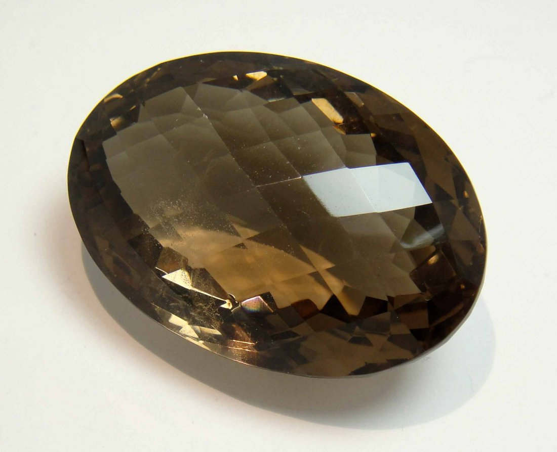 325.00ct Natural Smoky Quartz with GLA Certifications