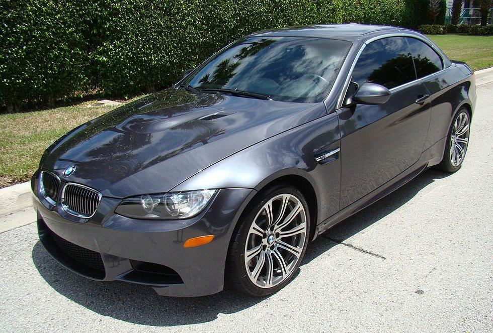 2008 BMW ///M3 414HP V8 CONVERTIBLE 6 SPEED MANUAL