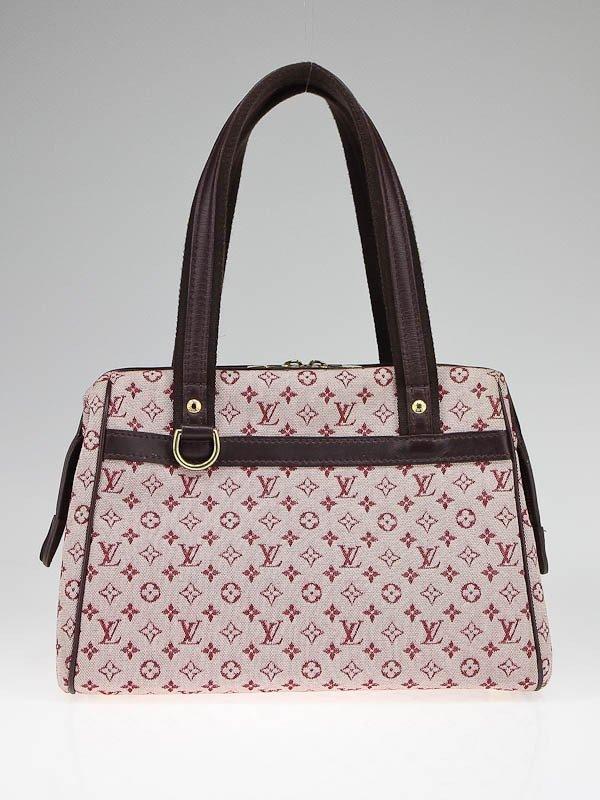 2CA: Louis Vuitton Cherry Mini Lin Monogram Canvas Jose