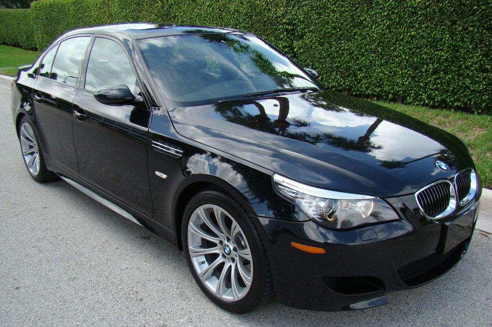 80B: 2008 BMW ///M5 500HP V10 7-Speed Auto Transmission