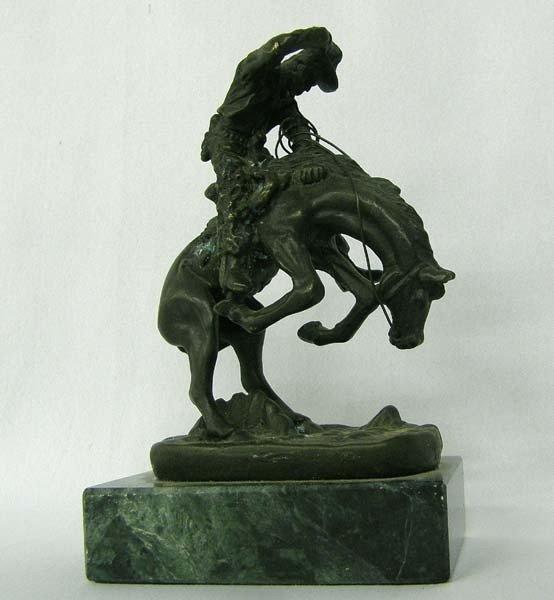 2C: Miniature Remington Restrike Bronze