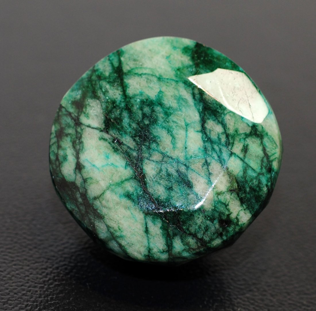 1Z: 149.55ct Natural Emerald GLA Certification