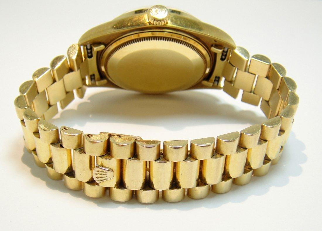ROLEX DayDate Presidential 18KT Gold Gents Wristwatch - 3