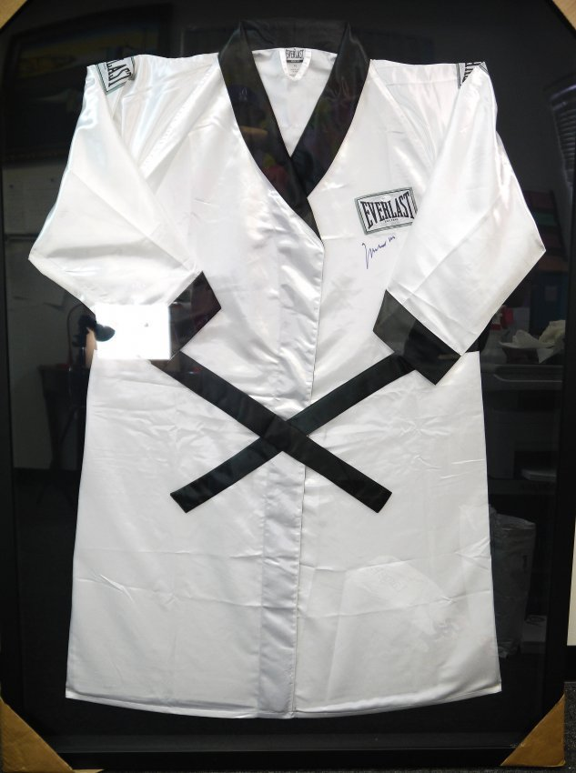Muhammad Ali Boxing Robe