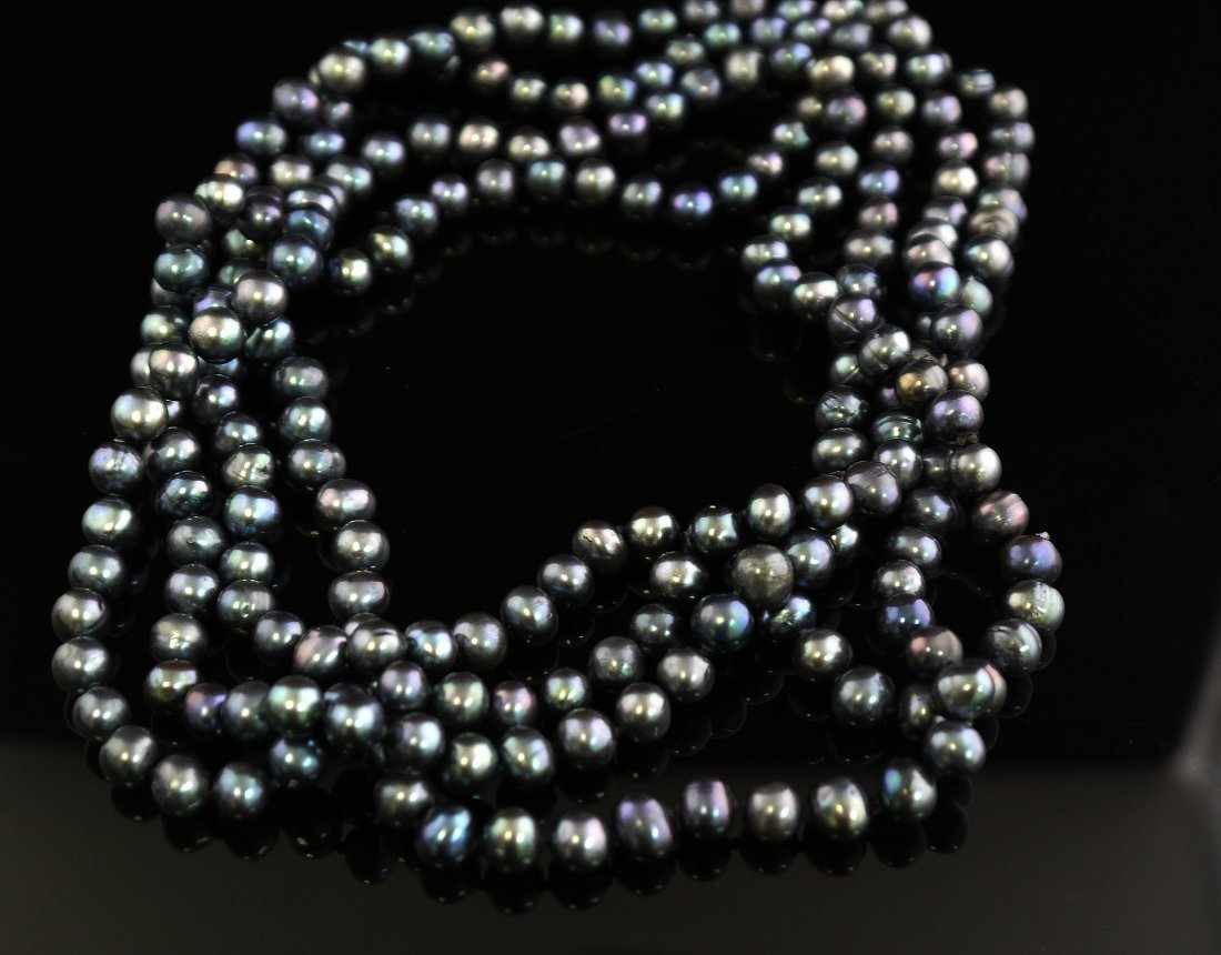 Colored Fresh Water Pearl