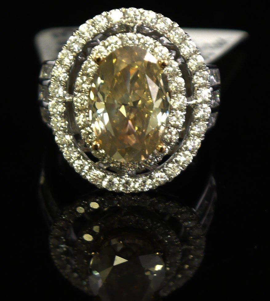 6.10 ctw. Diamonds Rings