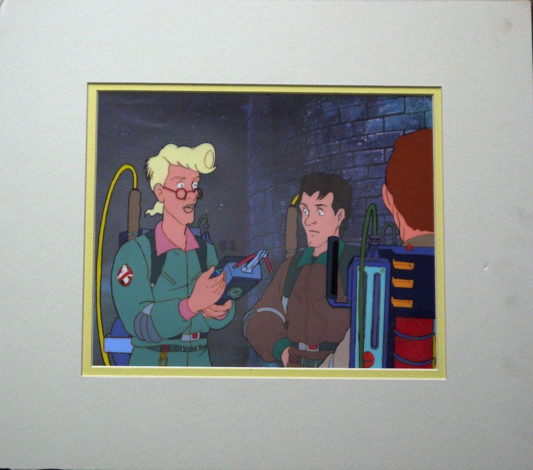 """The Real Ghostbusters"" (Unframed)"