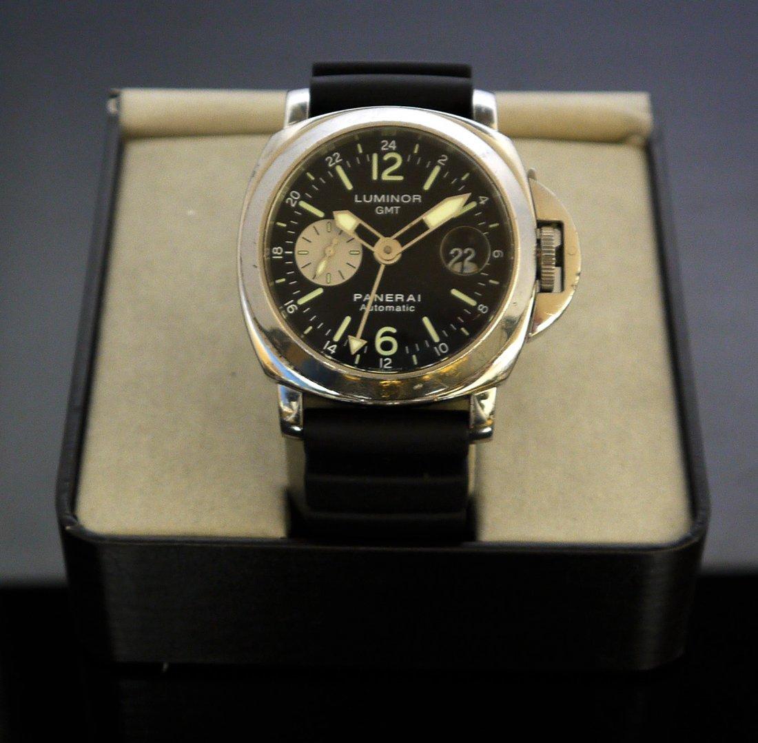 PANERAI Luminor GMT Wristwatch