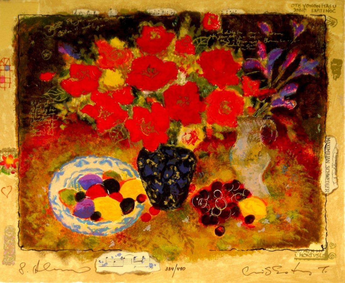 """G. Alexander & T. Wissotzky """"Spring Garland"""""""