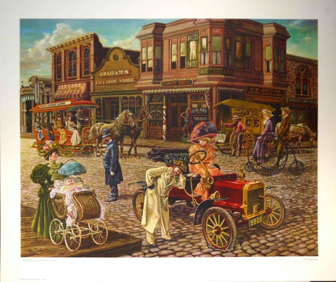 """Lee Dubin """"Main Street"""" W1001"""