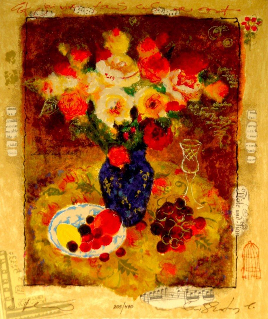 """G. Alexander & T. Wissotzky """"Summer Fruit"""" W180"""