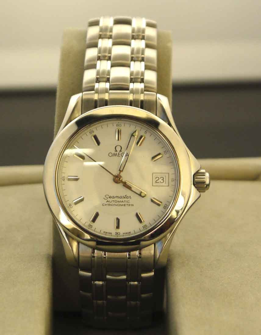 OMEGA Seamaster Stainless Steel Watch W3699