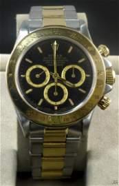 Rolex SS Daytona Cosmograph Wristwatch W21280