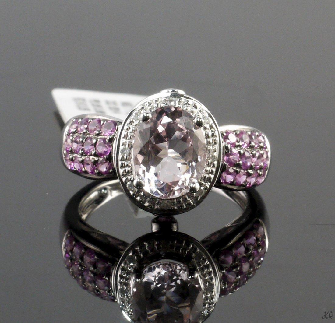 10kt WG 2.54ctw Gemstones 0.05ctw Dia RN WJ1435