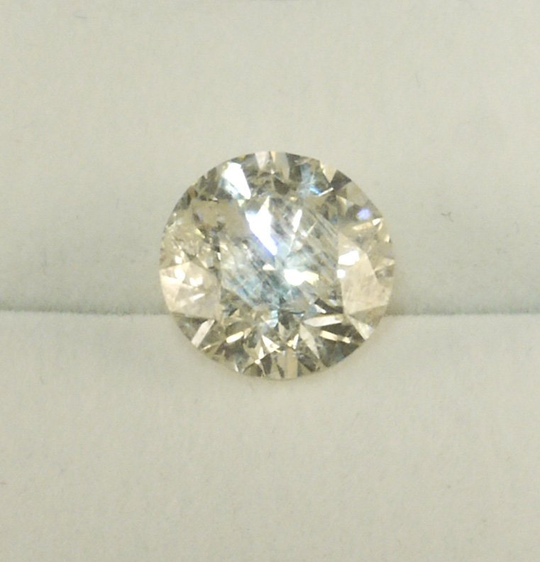 7.56ct Loose Diamond Clarity=I1; Color=H EGL Certified