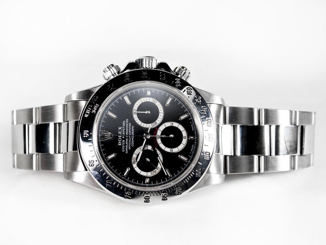 Rolex Daytona Zenith Movement W38255