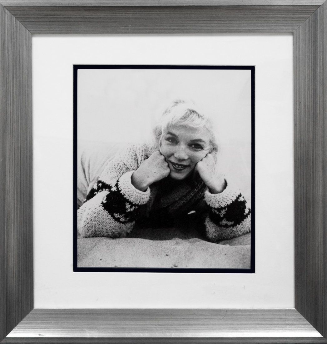 Marilyn Monroe/Garry Barris Photo W525
