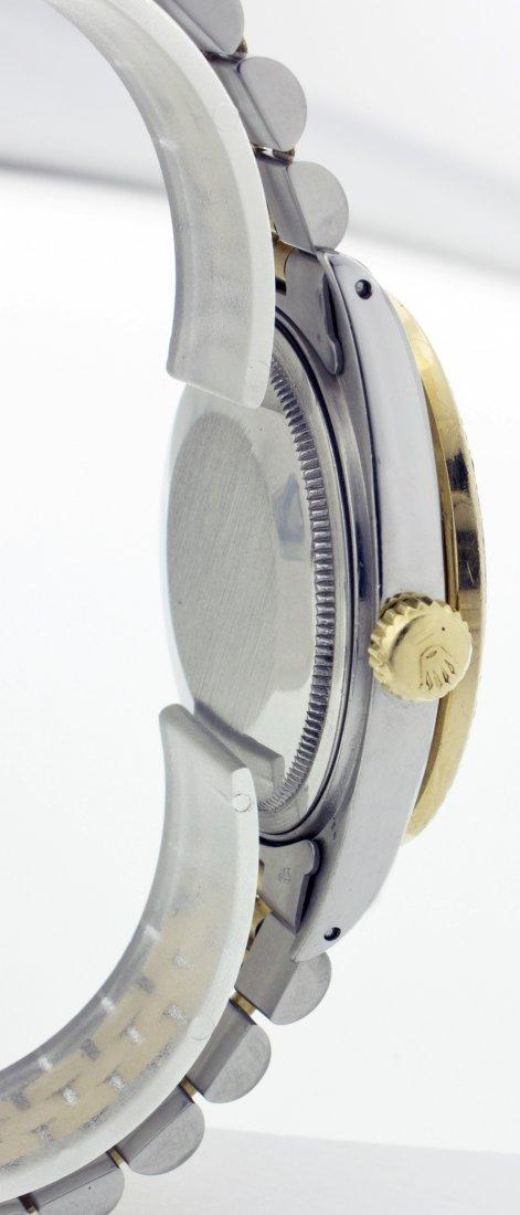 Rolex Stainless Steel&18k Yellow Gold Datejust WA11703 - 2
