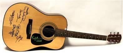 Eagles Signed Guitar LG9001