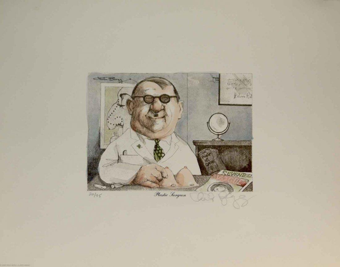"Charles Bragg ""Plastic Surgeon"" W150"