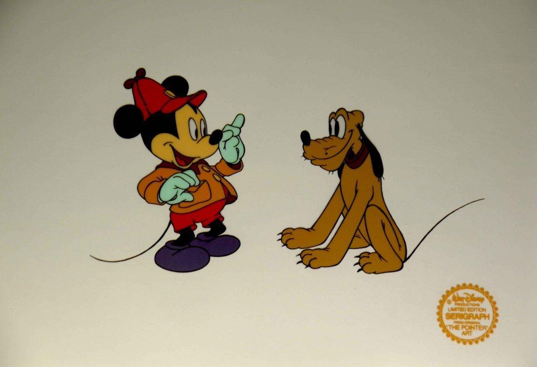 """Walt Disney Company """"The Pointer"""" W60"""