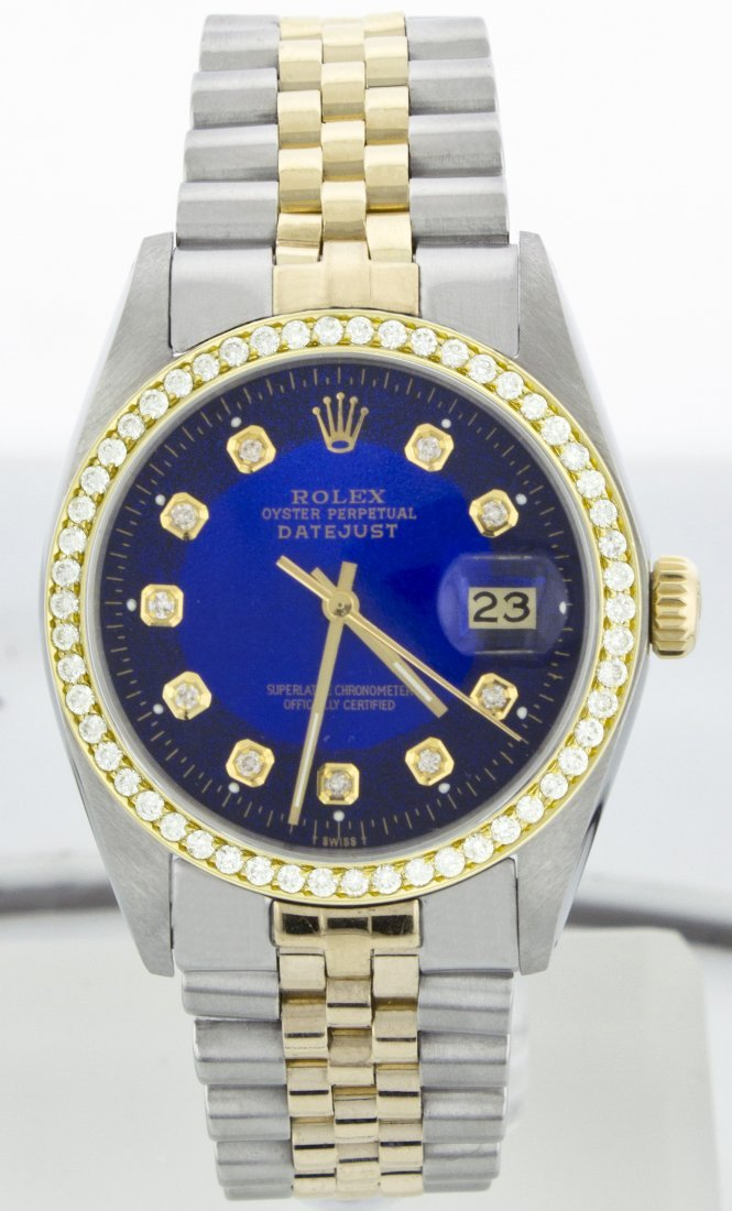 Rolex Datejust Stainsless Steel&Yellow Gold WA13803