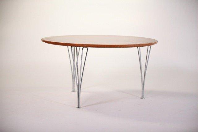 4: PietHeinFor Fritz Hansen Occasional Table