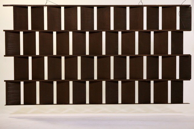 210: Vintage Architectural Panel