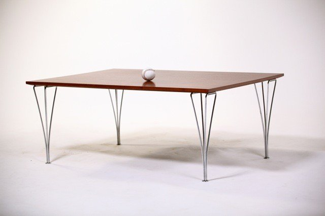 5: Piet Hein - Coffee Table