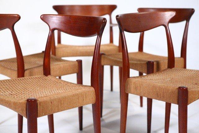 6B: Hans Wegner - Dining Chairs